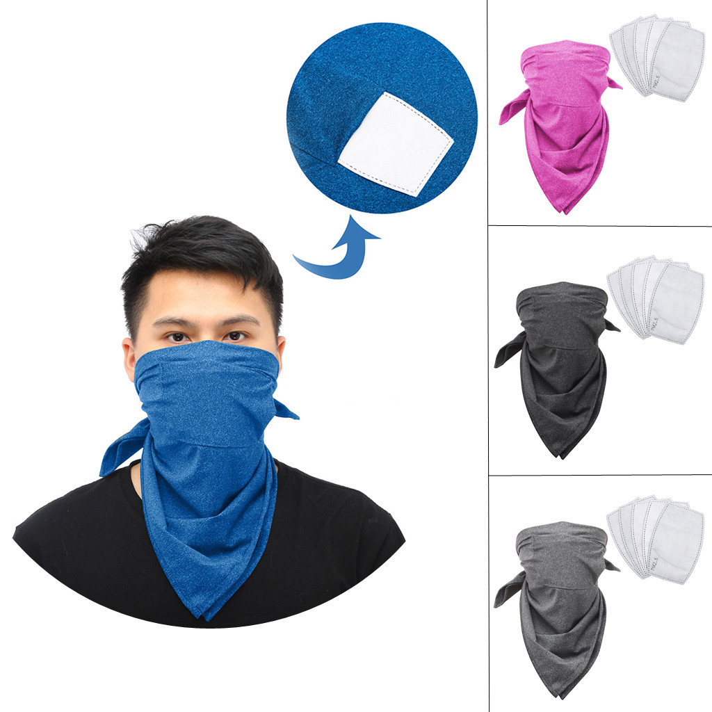 H546c0a3eb5144c14a0d64f53535df248v Multifunctional Head Scarf Maske Facemask Face Mouth Neck Cover With Safety Filter Mascarillas Washable Bandanas Reusable Scarf