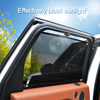 LOEN New Car Side window Sunshade Windshield Sunshade Cover Shield Curtain Auto Sun Shade Block Anti-UV for SUV Cars review