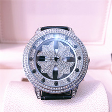 Fortunes of men and women lovers table taobao trill hot style waterproof wrist watch
