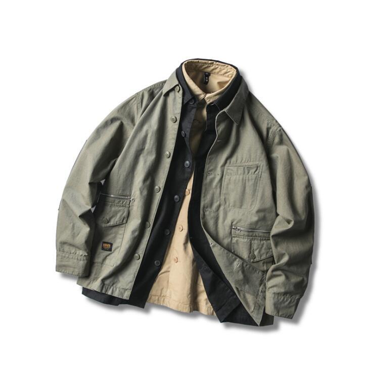 Men's Fashion Jacket Men Slim Fit Business Coat Mens Jackets Coats Windbreaker Black Casual Jacket Man Outwear Male Clothing