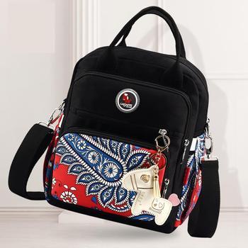multifunctional nylon backpack for…