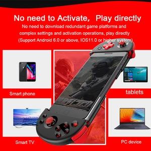 Image 4 - Геймпад раздвижной iPEGA 9087S, джойстик Bluetooth для игр Android, подходит к iOS/планшету/ПК/Android/ТВ приставке
