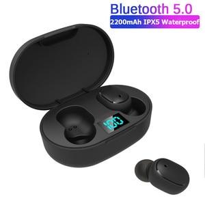 Image 2 - TWSบลูทูธ5.0 8Dหูฟังสเตอริโอหูฟังไร้สายชุดหูฟังElari Ap2 XiaomiสำหรับiPhone Audifonos W1
