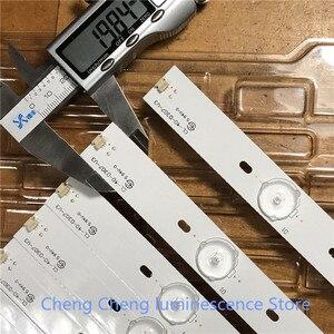 """Image 3 - 40Pieces/lot   FOR      CL 40 D307 V3  40 """"TPT400LA HM06 SC1F TW ТПВ 40pfg4109/78 40phg4109/78    6V    776MM   100%NEW"""