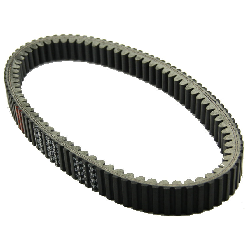 Motorcycle Drive Belt Transfer Belt For Arctic Cat 650 V2 4x4 Auto LE Brute Force 750 4x4i KFX700 Prairie Suzuki Twin Peaks 700