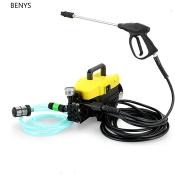 1800w Household High Pressure Car Washing Machine 220v Automatic High Pressure Cleaning Portable Portable Car Washing Water Pump  - buy with discount