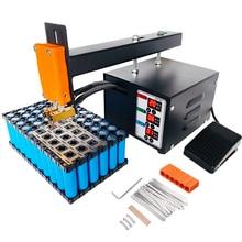 New Battery Spot Welder 18650 Lithium Batteries Contact Welding 3KW High Power Precision Pulse Nickel Strip Machine