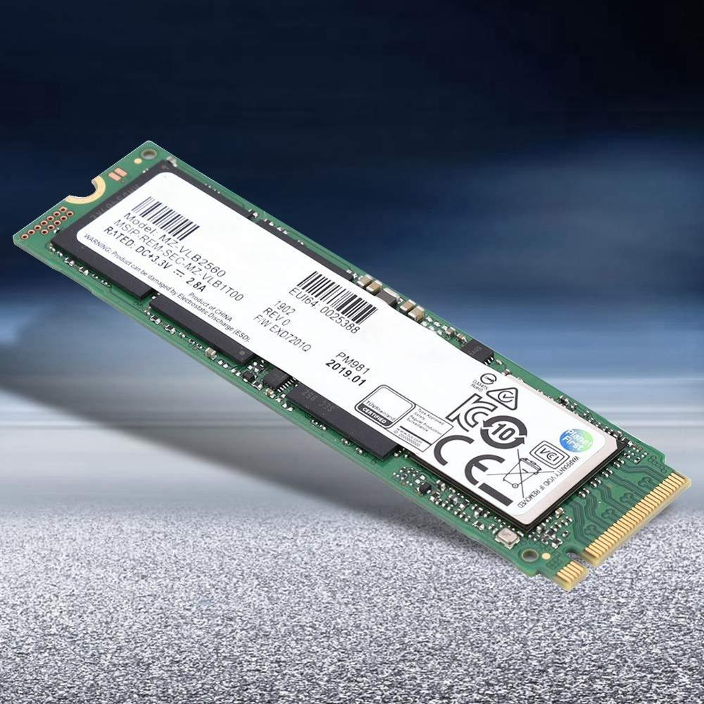 SAMSUNG SSD M.2 PM981 256GB 512GB 1TB Solid State Hard Disk M2 SSD NVMe PCIe 3.0 x4 NVMe  Laptop Internal disco duro m.2