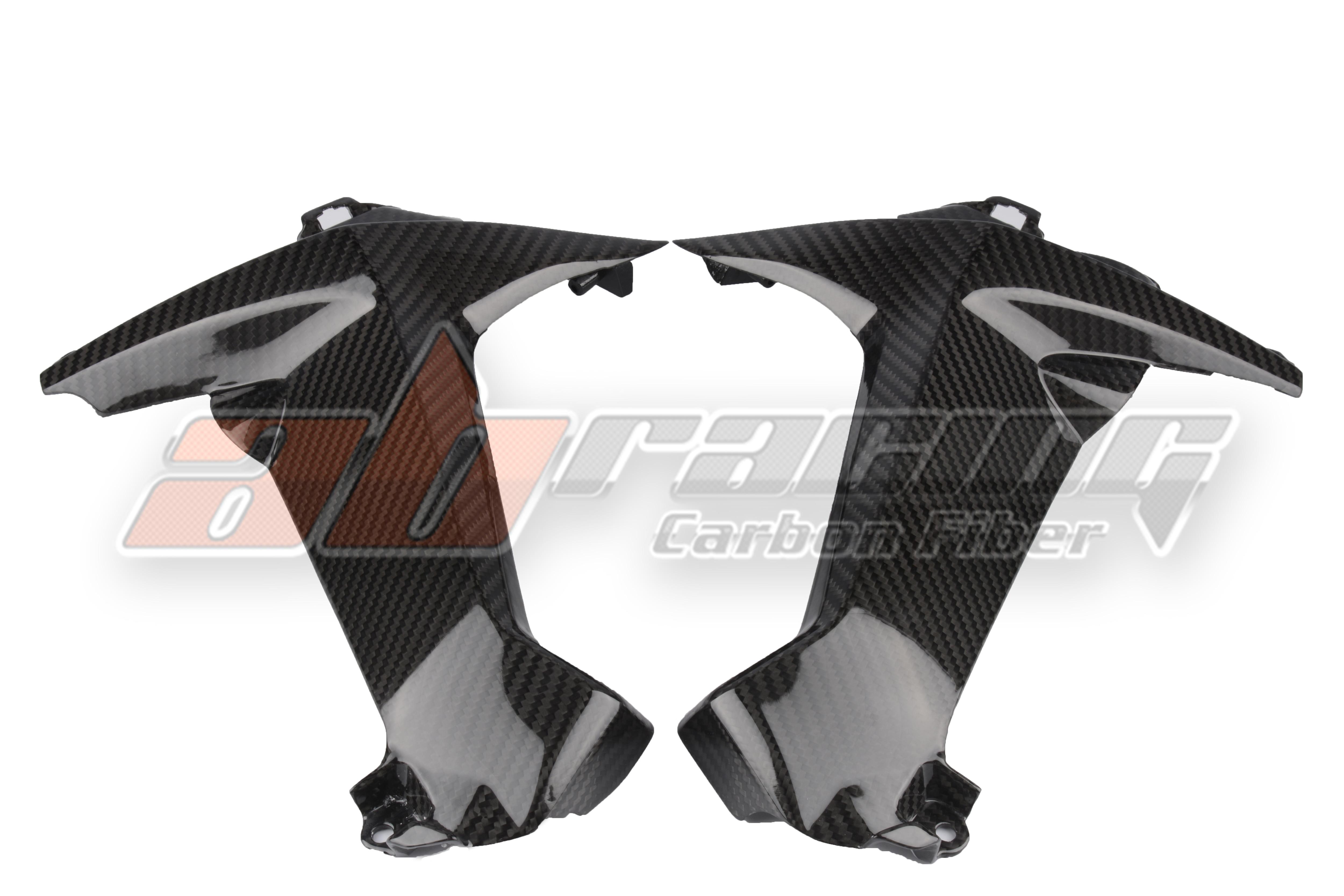 Side Engine Shroud Trim Cover Fairing Cowling  For Honda CBR1000RR 2017-2019
