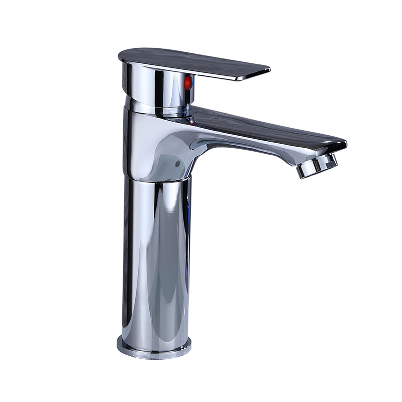 All copper hot and cold basin faucet kitchen faucet stainless steel kitchen accessories bathroom accessories bathroom faucet