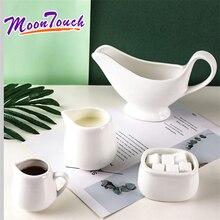 Ceramic milk mug espresso coffee small jug sugar jar western tableware juice bucket