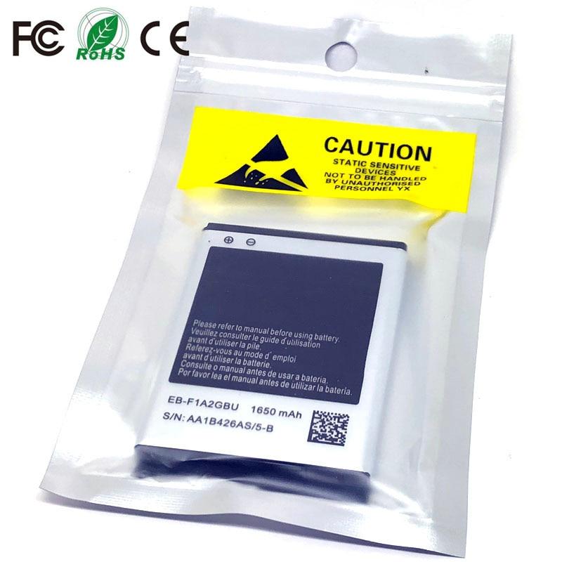 EB-F1A2GBU Battery For Samsung Galaxy S2 I9100 I9108 I9103 I777 I9105 I9100G I9188 I9050 I9062 I847 I9101 EB F1A2GBU Battery