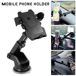 SALE 360 Degrees Universal Smartphone Car Mount Holder Adjustable Phone Mounting Suction Cup Holder Wholesale Dropshipping