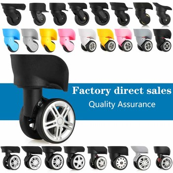 14-30 inch Suitcase wheels Luggage universal accessories pull rod suitcase on wheels parts high quality  trolley case casters