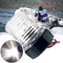 Водонепроницаемый светодиодный навигации светильник Морская