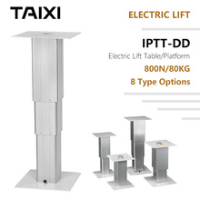 TAIXI Electric Lift Table Pre-installed Lift Platform Hotel, RV, Apartment, Office, Conference Room, Hospital Electric Lift