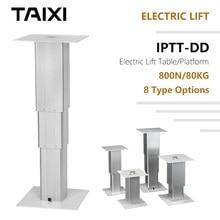 TAIXI طاولة رفع كهربائية مثبتة مسبقا منصة رفع الفندق ، RV ، شقة ، مكتب ، غرفة المؤتمرات ، مستشفى الكهربائية رفع