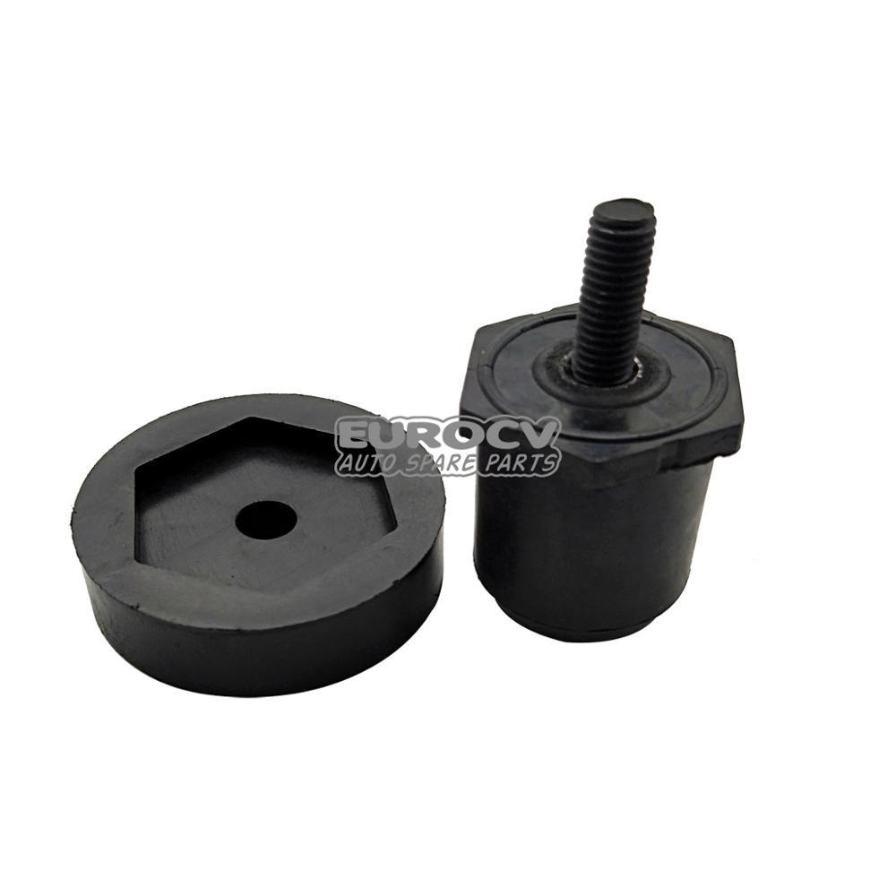 Spare Parts for Volvo Trucks  VOE 21333684 Cab Suspension Block Rubber Buffer