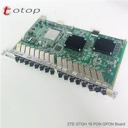 Original ZTE C300 C320 OLT Optische Linie Terminal Verwenden GTGO GTGH 6 Ports 18 Ports GPON Service Board mit B + C + C + + SFP Module