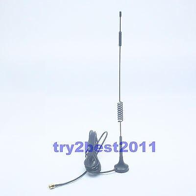 DHL/EMS 20 Sets Antenna GPRS GSM Date Card 2G/3G/4G 5dBi SMA Plug Pin For Cars Trucks LS4G -C1