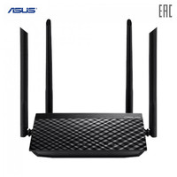 Routers Asus RT AC1200RU networking router network equipment wired adapter