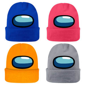 SKnitted Hats Melon-C...