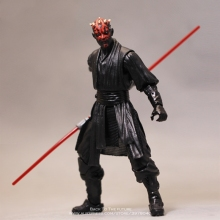Disney Star Wars Darth Maul 15cm mini doll Action Figure Anime Decoration Collection Figurine Toys model for children gift