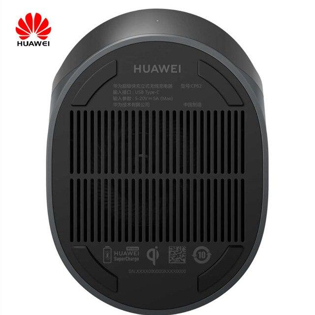 CP62 Huawei Super ładowarka bezprzewodowa stojak 40W pulpit ładowarka samochodowa P40 Pro Plus Mate30 Pro Matepad P30 Pro S20 Ultra S10
