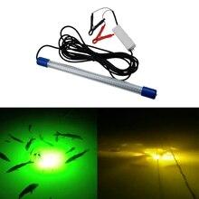 12 24 в 30 Вт 3000 люмен светодиодный светильник для рыбалки