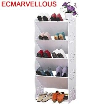 Almacenaje Closet Hogar Armario Sapato Furniture Wooden European Mueble Organizer Zapatero Organizador De Zapato Home Shoe