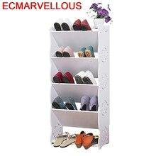 Almacenaje Closet Hogar Armario Sapato Furniture Wooden European Mueble Organizer Zapatero Organizador De Zapato Home Shoe Rack