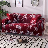 Одноместный/двухместный/Трехместный/Четырехместный диван-чехол, растягивающиеся мебельные Чехлы, плед-чехол для дивана комнаты, эластичны...