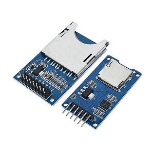 WAVGAT Micro SD Плата расширения для хранения Micro SD TF карта защитный модуль памяти SPI для Arduino