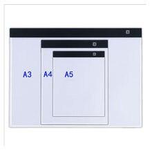 Трехуровневая диммируемая светодиодная подсветильник ка a3 a4/a5