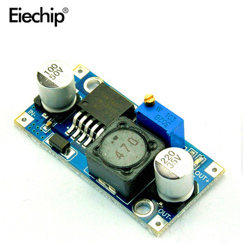 lm2596 LM2596S-ADJ power Supply Voltage regulator module DC-DC 3-40V To 1.25V-35V Adjustable step-down 3A 24V switch 12V 5V 3V