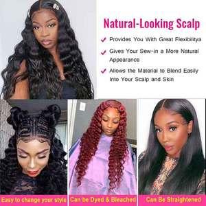 Image 2 - Волнистые бразильские пряди волос ALI GRACE, 1, 3, 4 шт., пряди человеческих волос 100%, человеческие волосы Remy, пряди для наращивания волос