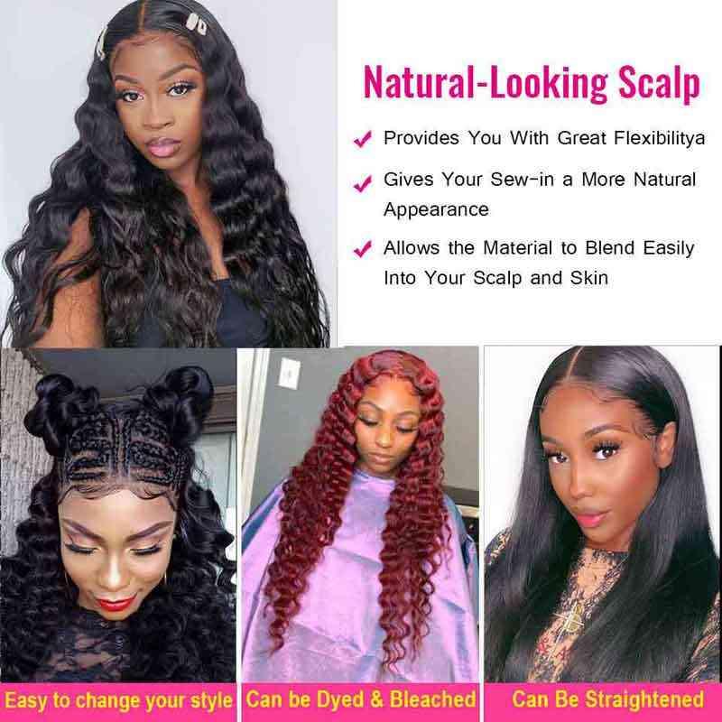 Ali Grace Haar Braziliaanse Losse Golf Bundels 1 3 4 Pcs Human Hair Bundles 100% Remy Human Hair Extensions Haar weeft Bundels