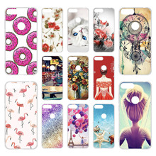 Case SFor Alcatel 1S Cases Silicon DIY Painted Phone Coque For Alcatel 1S 2019 5024D 5.5 inch Covers Bumper Soft TPU Back Shell