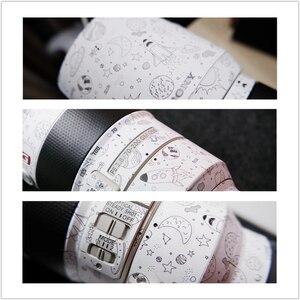 Image 4 - Ltd. Edition المضادة للخدش لصقة جلد صناعي ملصق للكاميرا الجلد سوني A7RIV A7III A7M3 A7R3 A7R4 A9 A6400 A6300 التفاف غطاء حامي
