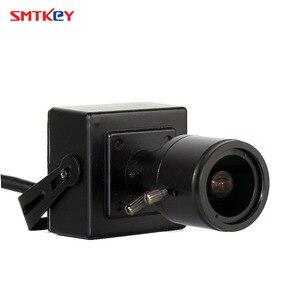 Image 3 - Smtkey 1080P H.265/H.265 + Ip Netwerk Camera Onvif 2MP / 4MP / 5MP In Dc 12V of 48V Poe 2.8 12 Mm Handmatige Zoom Lens Mini Ip Camera