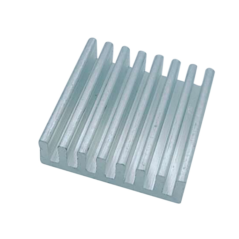 20 Pcs 30x8x30mm Aluminium Profile Chip Heatsink CPU Radiator for Chip CPU and Other Electronic Components