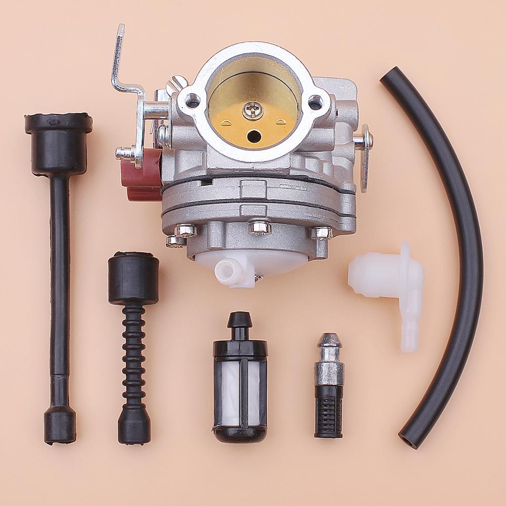 Carburetor Carb For Stihl 070 090 090G 090AV Fuel Oil Filter Line Hose Chainsaw 1106 120 0650