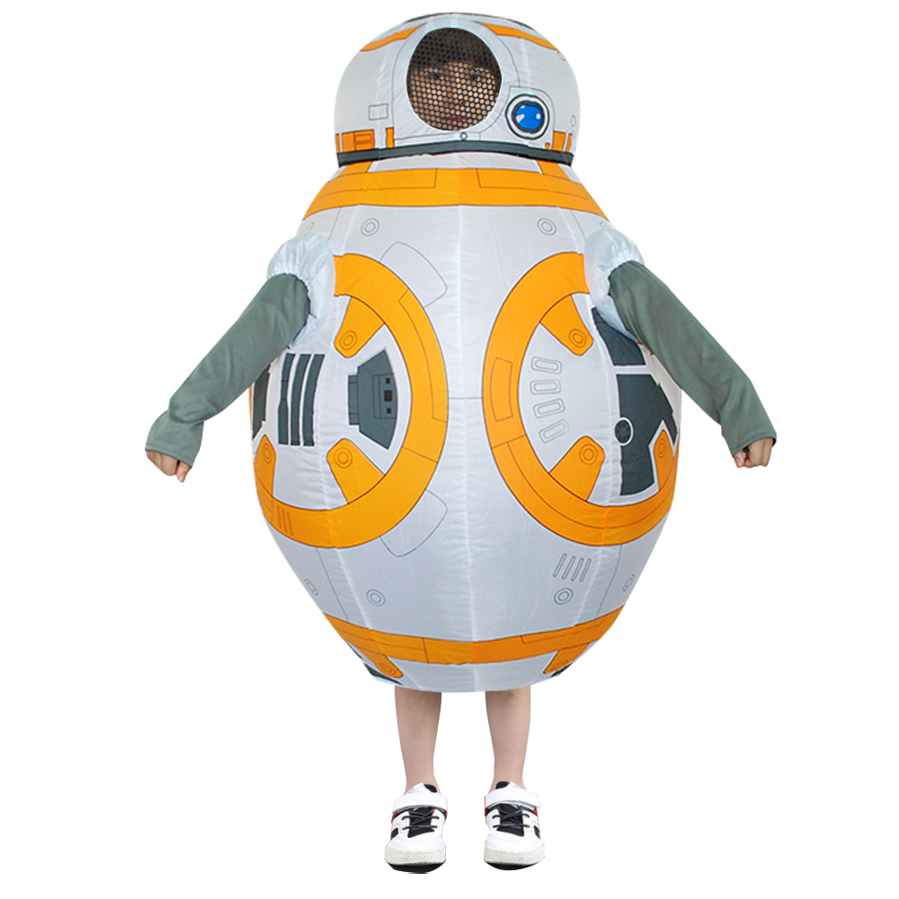 Star Wars Kids Inflatable BB8 Costume