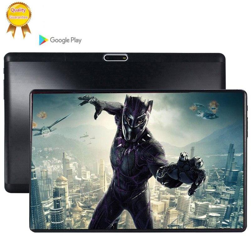 CARBAYTA  2020 10 Inch Tablet Pc Octa Core 128GB Tablets Android 9.0 WiFi Bluetooth GPS 3G 4G Phone Call Dual SIM 64GB FDD Tab