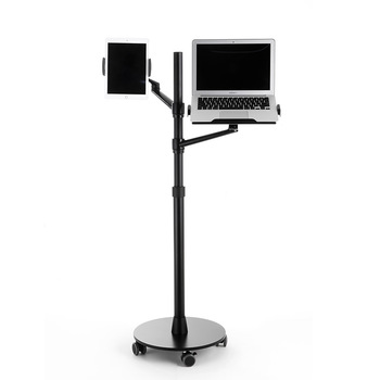 LARICARE Floor Stands for Laptops Phones and Tablets. Bed or Sofa stands.