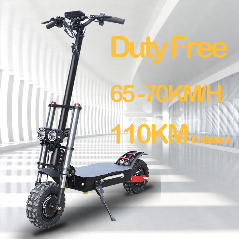 Duty Free 3200w Electric Scooter High Powerful 70km/h Strong New Foldable  E Scooter 35AH Lithium BatterE  Electric Skateboard|Electric Scooters|   - title=