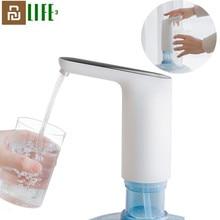 Bomba de agua Youpin 3life, dispensador de agua eléctrico inalámbrico, recargable, con Cable USB