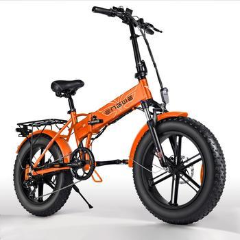 Bicicleta Eléctrica 500W moto eléctrica adulto bicicleta de montaña bicicleta de nieve bicicleta eléctrica 20*4,0 bicicleta eléctrica de playa