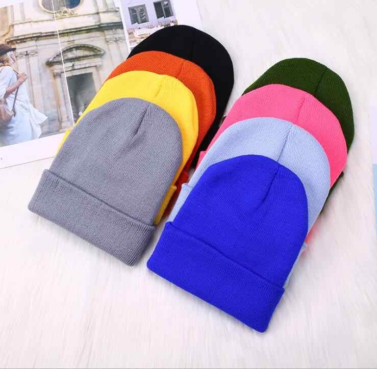 Unisex Beanies türban şapka erkekler kış sıcak örme kap moda düz Skullies kış şapka kadınlar için rahat kap kadın bere şapkalar