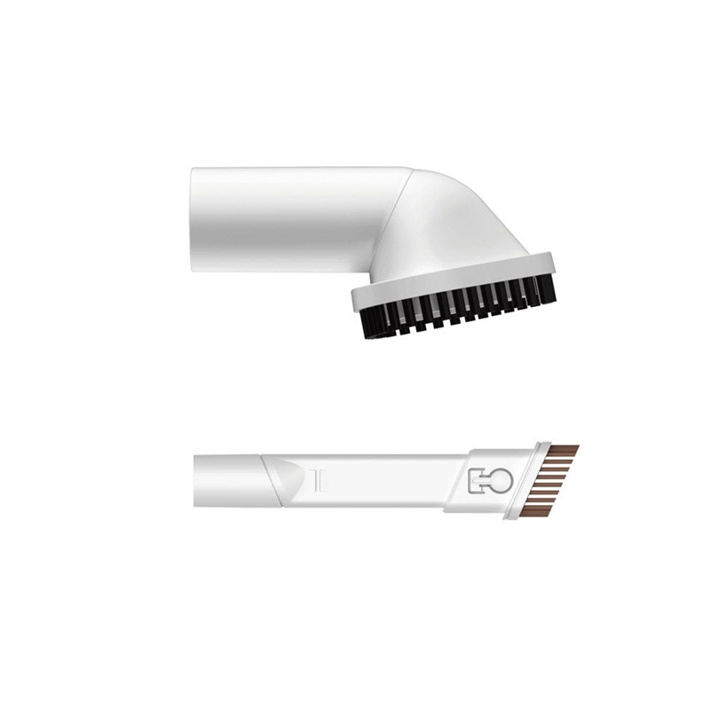 Crevice Brush Corner Brush For Xiaomi Deerma VC20 VC20S HandHeld Vacuum Cleaner Edge Cleaning Brush 2-in-1 Head Parts